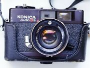 Konica Auto S3 35mm Compact Rangefinder - Fully Functional