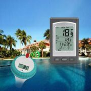 Floating Thermometer Wireless Swimming Pool Thermometer Hot Tub Home Swim Temper