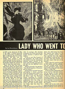 Lillie Hitchock Coit - The Lady Who Went To Blazes