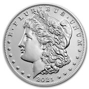 2021 Morgan Silver Dollars Coins -one Cc And One O-privy Mark Order Confirmed