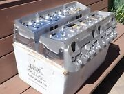Brodix Aluminum Cylinder Heads Small Block Chevy 18spx New In Box Bare 18 Spx