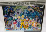 Dragon Ball Z Puzzle Protect The Galaxy Z Warrior's Super Warrior History