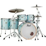 Pearl Session Studio Select Series 5-piece Shell Pack Ice Blue Oyster