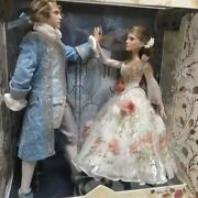 Disney Limited Doll The Beauty And The Beast Belle Wedding Dress