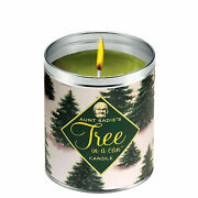 Aunt Sadies 1100 Snowy Candle, Famous Pine, Tree-in-a-can, 4 By 3.25-inches