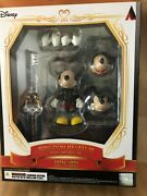 King Mickey Kingdom Hearts Iii Bring Arts Action Figure By Square Enix Free Ship