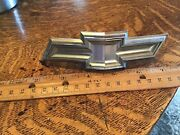 1970s Chevy Chevrolet Impala Bowtie Emblem Badge 339242 May Fit Other Models