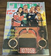 Vintage 1970s Young N Loving Teen Magazine August 1975 Carina Haley Cover