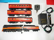 Mth 30-4039-0 Southern Pacific 4-8-4 Daylight Steam Passenger R-t-r Train Set
