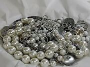 Vintage To Now Jewelry Lot Unsearched Untested No Junk Estate 1-2lbs Full 302