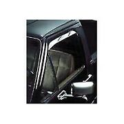 12405 Ventshade Window Visors Set Of 2 Front Driver And Passenger Side New Pair