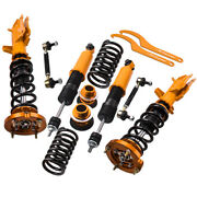 Assembly Coilovers Kits For Ford Mustang 2005- 2014 Adjustable Height And Mounts