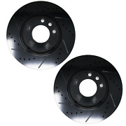 Apex One Front Performance Series Rotors E00651