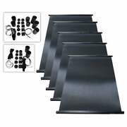 Fafco Diy Solar Pool Heater System Kit 200 Square Feet / 5-4and039x10and039