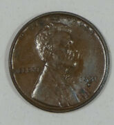 1931-d Lincoln/wheat Ears Reverse Cent Almost Uncirculated+ 1c