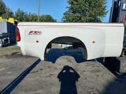 Jojeff 1999 - 2011 Ford F350 Truck Bed Box Long Super Duty White Dually