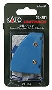 Kato N Scale Reverse Switch 24-851 Model Railroad Supplies F/s W/tracking Japan