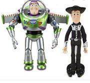 Limited Edition Toys. Buzz Lightyear And Woody 1/6000