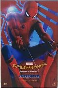 Hot Toys Movie Masterpiece Mms426 Spiderman Homecoming Dx Version Hottoys
