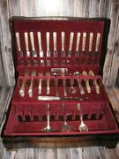 Holmes And Edwards Century Silverplate Flatware - Ca 1923 - 65 Pieces
