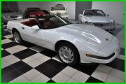1991 Chevrolet Corvette 17k Miles - Immaculate Condition - Clean Carfax Nicest Colors - Climate Ketp - Collectible
