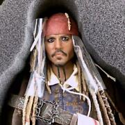 Hot Toys Pirate Of Caribbean Fountain Life Jack Sparrow