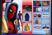 Hot Toys Spiderman Homecoming Toys Api Dx Version