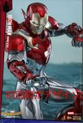 First Limited Ed Edition Rare Ed Hot Toys Iron Man Mark 47 Diecast
