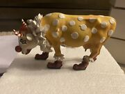 You Can't Have A Parade Without A Clown 9128 Westland Cows On Parade In Box