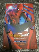 Hot Toys Movie Masterpiece Homecoming Spiderman Dx Version