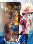 Megahouse Variable Action Heroes Monkey D Luffy Action Figure Original Fr Japan