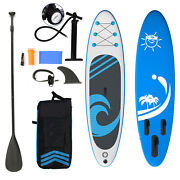 Sup Paddle Stand Up Surfboard Inflatable Paddleboard Blow Up Fishing Kayak Isup