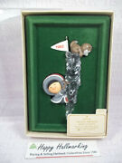 Hallmark 1982 Frosty Friends 4th Ornament Icicle