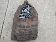 Lot Of 50 Mckay Snow Tire Cross Chains Repair 2 Hook Stock No. 5222 Link Part