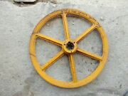 Woods L306 Mower Pto Drive Belt Pulley For Allis Chalmers Wd 45 Wd45 Ac Tractor