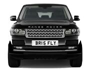 Br15 Fly Number Plate Bristol Flyers Basketball Bears Pilot Fly Fishing