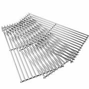 3-pack Ss5s78c 17 5/16 7mm Solid Stainless Steel Cooking Grid Grates Replace