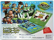 Toy Story 9 Inch Portable Dvd Player 20th Anniv Limited Pdvd-v09ts F/s W/track