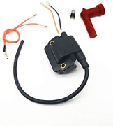 Jetunit Parts Outboard Ignition Coil For Yamaha 6e5-85570-10-00 6e5-85570-11-00