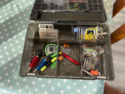 Korda Tackle Box With Some End Tackle