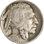 1914-d Buffalo Nickel Great Deals From The Executive Coin Company