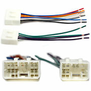 Aftermarket Car Stereo Cd Player Wiring Harness For Mazda Rx7 1988-1996 Mwh856