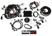Holley Efi Hp Ecu And Harness Kits Complete 4 Valve For Ford Modular Engine Plug