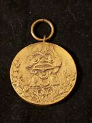 Wwi New York Service At Mexican Border Medal 7184