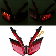 Motorcycle Led Stop Tail Light Turn Signals Fit Ducati 1299 Panigale 2015-2018