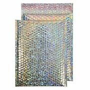 Blake Holographic Padded Bubble Mailers 9 X 12 3/4 Inches Protective Envelope...
