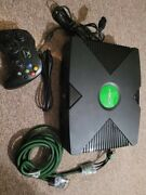 Custom Xbox With Over 12,000 Games, Reg Controller, Monster Cable, Completely...