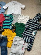 Lot Baby Boys 12 Month Winter Clothing Carters Childrens Place -16 Pc
