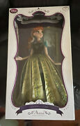Disney Store Coronation Anna Limited Edition 17 Doll Frozen Le Of 2500