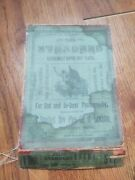 Antique Lot Of Glass Negatives And Box Cover